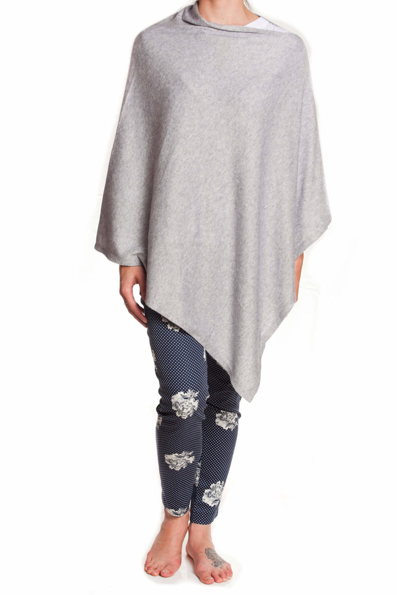 Grey Poncho F,poncho,women,fashion,designer,warm,soft,stylish,clothing,southafrica