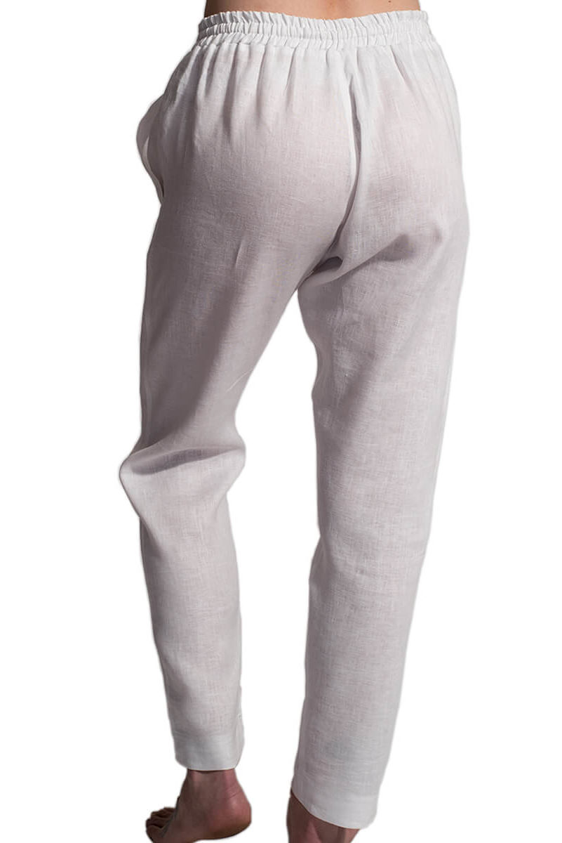 Harley White Trouser B,designer,pockets,long,southafrican,