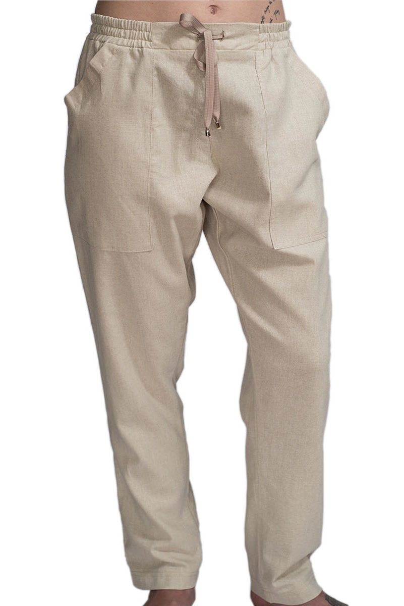 Harley Trouser Natural F,pants,designer,southafrican.stylish,women