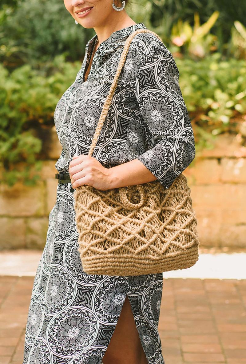 hessian bag-locally made-natural fibre